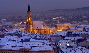 Cluj-Napoca. Până în 1867 capitală a Marelui Principat al Transilvaniei, important centru academic și cultural, Romani de centenar, o campanie by Q Magazine